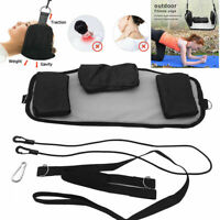 Head Hammock Neck Traction Device Relaxing Massager for Cervical Posture Therapy
