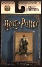 Harry Potter Nano MetalFigs Ron Weasley Figure HP3 New 2017 Jada Toys