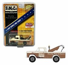 Johnny Lightning 1:64 MiJo Exclusives 1959 Ford F-250 Tow Truck FoMoCo JLCP7037