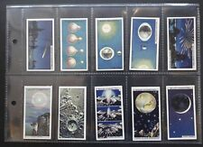 More details for wills 1928 romance of the heavens - complete set of 50 cigarette cards