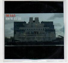 (EC201) The D.O.T., How We All Lie - 2013 DJ CD