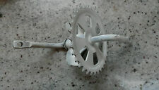 Vintage Tricycle Sprocket and Crank