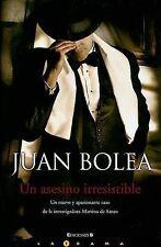 Asesino irresistible by Juan Bolea (Hardback)