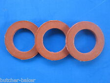 (3)  #12 Meat Grinder Thrust Washer for Hobart 4212 4812 4612 84184 a200 8812