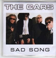 (CO437) The Cars, Sad Song - DJ CD