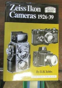 Zeiss Ikon Cameras 1926-39 by D. B. Tubbs