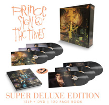 - Prince Sign O' The Times Deluxe 13lp DVD