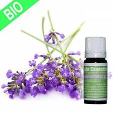 Huile essentielle Lavandin Grosso BIO 10 ml Pure et naturelle HECT