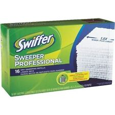 (2 Pack = 32 Cloths) Swiffer Sweeper Professional Refill Cloth Cleaning Supply