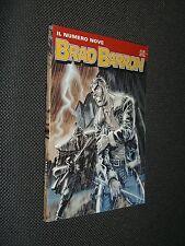 """BRAD BARRON N.9 - IL NUMERO NOVE - BUONO """"N"""""""