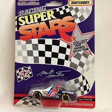 MATCHBOX/WHITE ROSE RACING SUPER STARS MARK MARTIN VALVOLINE THUNDERBIRD