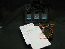 Wavetek FIBERKIT LANTEK Fiber Optic Loss Measurement Kit FM -- FS-850 -- FS-1300