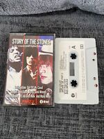 THE ROLLING STONES - STORY OF THE STONES PART 2 -  ALBUM - CASSETTE TAPE