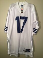 Reebok Authentic NFL Jersey Indianapolis Colts Austin Collie White Size 2XL HTF