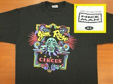 Jim Rose Circus Sideshow vintage t-shirt XL black 90s 1994 Sick Autographed