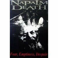 NAPALM DEATH RIESENPOSTER GIANT POSTER FEAR EMPTINESS DESPAIR - ca. 150x100cm