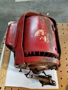 BELL & GOSSETT, 1/12 HP, CIRCULATOR  MOTOR 1725 RPM, 1.7 AMP, 115V AC