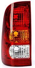 Rear light for Toyota Hilux Mk6 Vigo tail LH nearside N/S lens pickup back lamp
