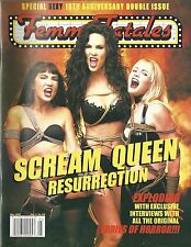 Femme Fatales Scream Queen Ressurection 10th Anniversary Double Issue NM