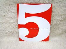 2009 Where Will You Be Five Years From Today? Compendium Incorp. Hardback Book