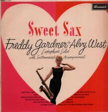 Freddy Gardner/ Alvy West(Vinyl LP)Sweet Sax-Brunswick-LAT 8527-UK-1962-VG/VG+