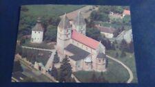 Beautiful OLDER Aerial AK Bulit Abbey Church of St. Georg Benedictine Gel. 1991 kr118