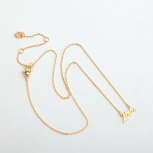 AUTH BNWT KATE SPADE NEW YORK SAY YES MRS NECKLACE
