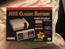 Nintendo Entertainment System NES Classic Edition 30 Games Retro Blast From Past