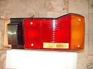 AUTOBIANCHI A112 ABARTH FANALINO POSTERIORE DESTRO 4A SERIE