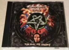 Superjoint Ritual : Use Once & Destroy CD