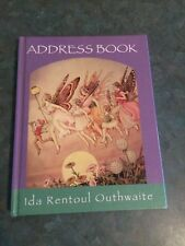 Fairy Address Book with Illustrations by Ida Rentoul Outhwaite