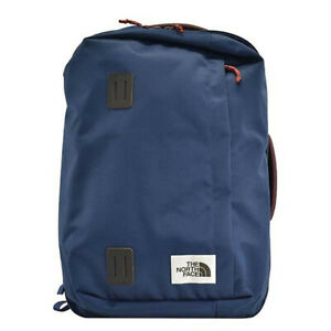 THE NORTH FACE Backpack DUFFEL PACK NF0A3KZP BLUE WING TEAL/BAROLO RED PJ8