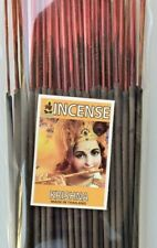 "Incense Sticks 8"" Krishna Scent Aroma Premium 1 Pack (100 g) Made in Thailand"