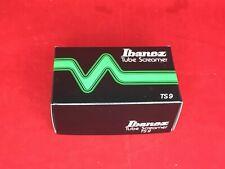 Ibanez TS9 Tube Screamer Overdrive for Guitar Japan import
