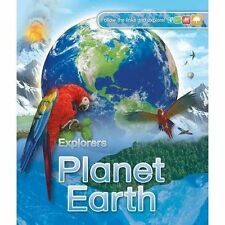 Explorers: Planet Earth, New, Gilpin, Daniel Book