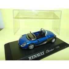 RENAULT SPIDER 1996 Bleu NOREV Collection M6 1:43