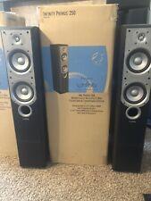 Infinity Primus 250 Pair, NIB Mint! Floorstanding Speakers/ Monitor's HiFi