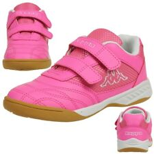 Kappa Indoor Kickoff Children Indoor Shoes Pink 260509K