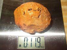 11.9 oz Lake Superior Agate Minnesota State Gemstone