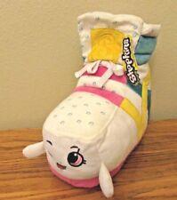 SHOPKINS Jumbo Girls Pillow SNEAKY SNEAKER WEDGE PLUSH 11X11