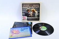 Lincoln Mayorga and Amanda McBroom‎–Growing Up In Hollywood Town‎–Vinyl BoxSet