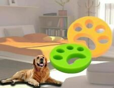 ✅TWO PACK Fur Pet Hair Remover / Removes Cat Dog Fur Hair / For Washer + Dryer