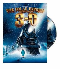 NEW The Polar Express Presented in 3-D (DVD)
