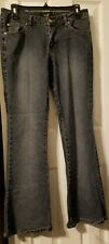 Angels Juniors 11 Stretch Jeans gently worn Bootcut