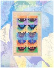 Butterflies Australian Decimal Stamp Blocks & Sheets