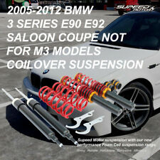 For 2005-12 BMW 3 Series E90-E92 Saloon Coupe Not M3 Models COILOVER SUSPENSION