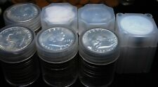 BRILLIANT UNCIRCULATED ROLL 1962 D FRANKLIN HALF DOLLARS BU / CHOICE BU 20 COINS