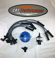 JEEP WRANGLER IGNITION TUNE UP KIT TJ YJ 1994-1997 4.0L 242 BLUE CAP