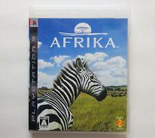 AFRIKA [ National Geographic / Sony SCE ] Sony PlayStation 3 Japan
