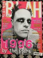 BLAH Magazine MTV Issue 10 January 1997 The Prodigy Kate Moss Smashing Pumpkins